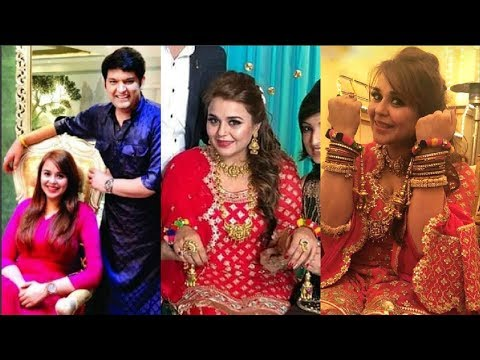 Kapil Sharma And Ginni Chatrath Pre Wedding Puja - Akhand Path