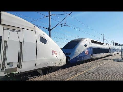 France - Eurostar Direct Service London To Marseille, 16/9/2018