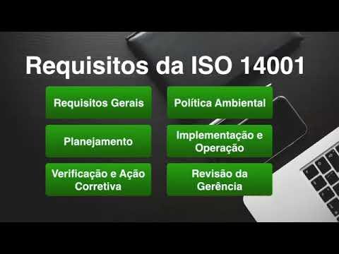 Requisitos da norma ABNT NBR ISO 14001