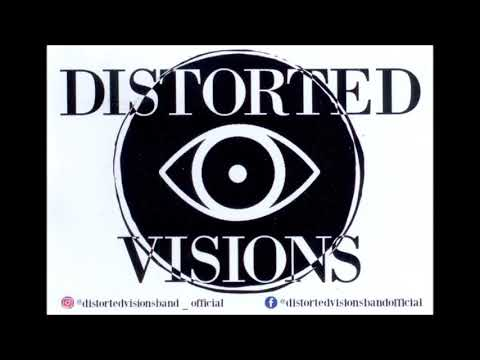 outside recording studio: DISTORTED VISIONS - LONELINESS  2018 Non Official Version