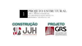 Projeto Estrutural na Henrique Schauman