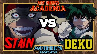 What's in a Fight? - My Hero Academia - Stain vs Deku, Iida & Todoroki