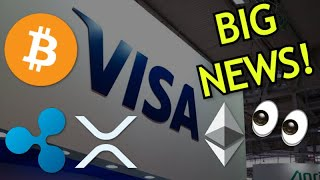 Visa Hiring Blockchain Engineers With Experience in BITCOIN, ETHEREUM, RIPPLE XRP & R3 - Visa Coin