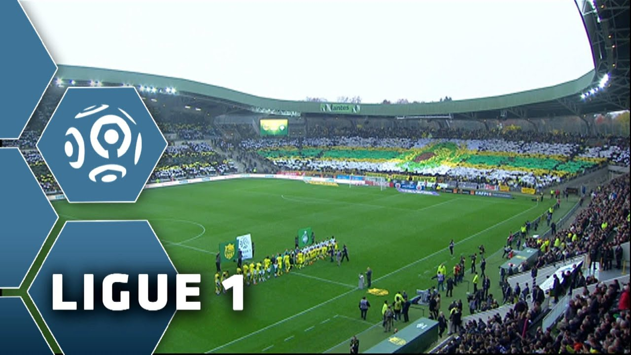 fc nantes as saint etienne 0 0 r sum fcn asse 2014 15 youtube. Black Bedroom Furniture Sets. Home Design Ideas