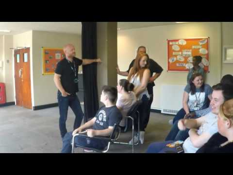 Jake Wood visits Parkview Academy (an alpschools.media special)