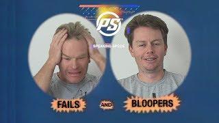 Fails & Bloopers - Powerslide Speaking Specs