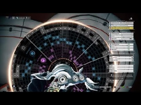 Warframe Mandachord Music - Final Fantasy 7 Boss [Beta, Delta, Alpha]