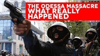 The Odessa Massacre - What REALLY Happened