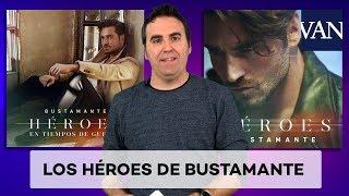 David Bustamante Vuelve Con 'héroes', Avance De Su Nuevo Disco