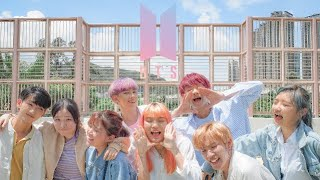 Download lagu BTS Boy With Luv Dance Cover by SNDHK MP3