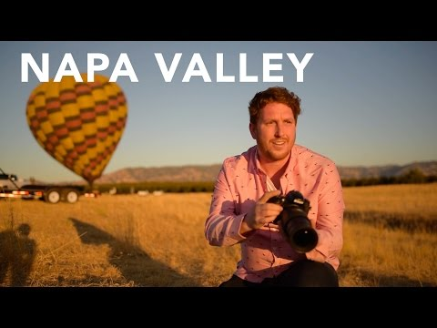 Photography in Napa Valley, California | A Photographer In | Taylor Jackson