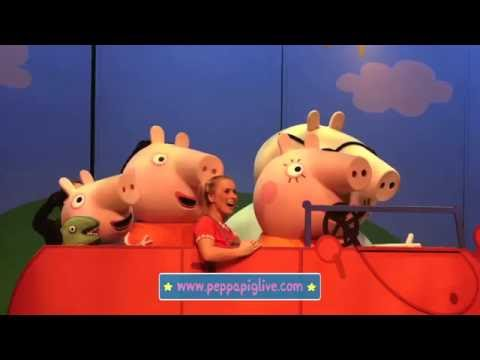 Peppa Pig's Surprise! Live Show Trailer!