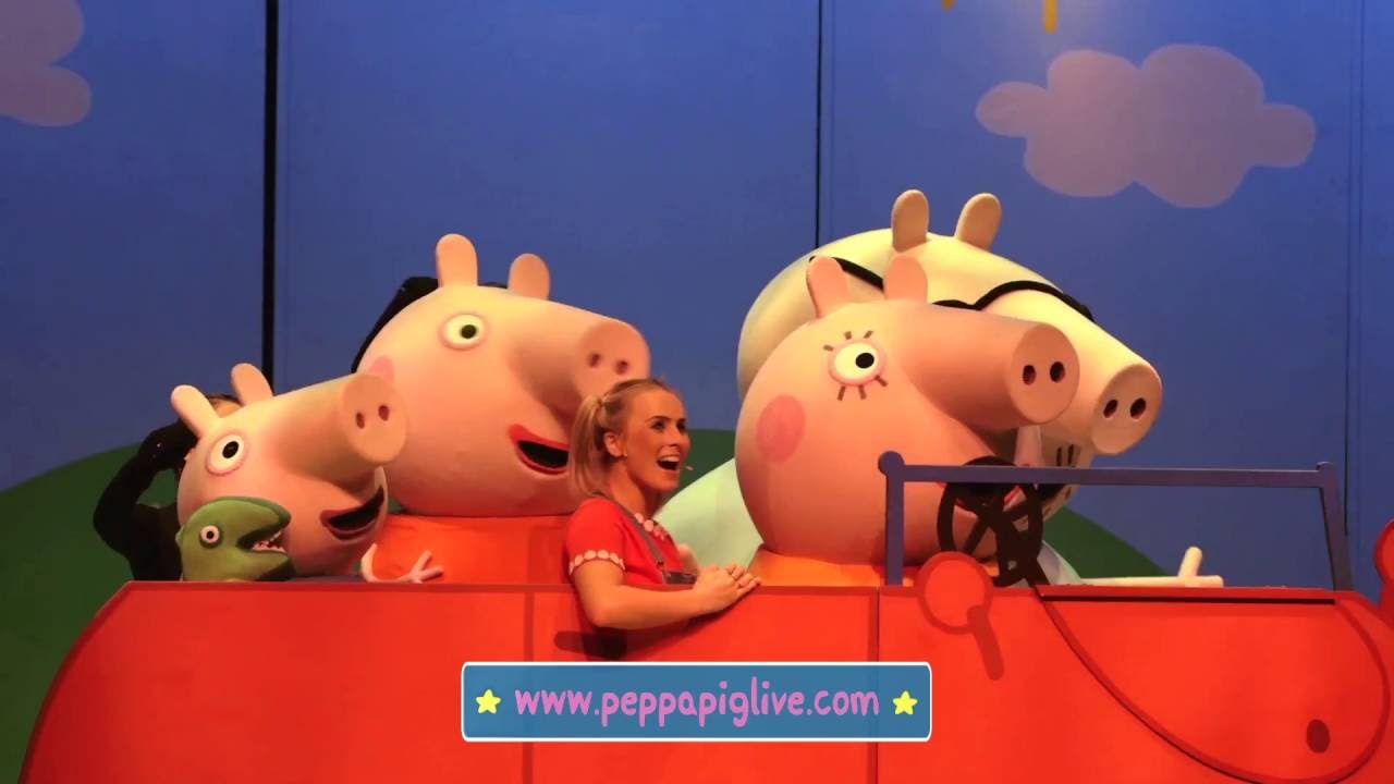 Peppa Pig S Surprise Live Show Trailer