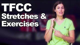 TFCC Tear / Repair Stretches & Exercises (Triangular Fibrocartilage Complex) - Ask Doctor Jo