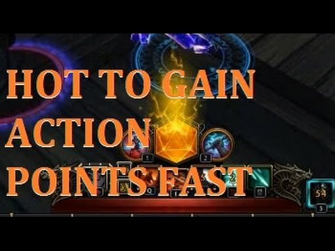 Neverwinter PVP TR How To Gain Action Points Fast