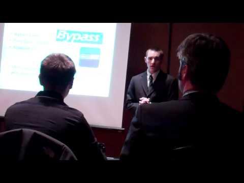Nebraska Innovation Challenge: SMS Snacks Presenta...