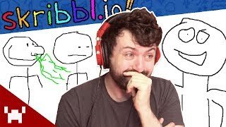 VERY UNCOMFORTABLE DRAWINGS | Skribbl.io / Draw My Thing w/ Friends