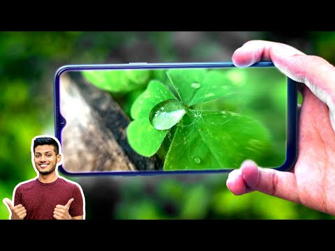 Taking Amazing DSLR Like Photos With A 4 Camera Mobile ! *Realme 5/5 Pro*