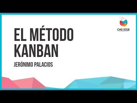 Jerónimo Palacios - El método Kanban en CAS Vitoria 2016