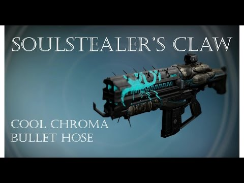 Destiny - Soulstealer's Claw - Variks Auto Rifle - PVP Gameplay and Review