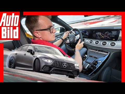 Mercedes-AMG GT 4-Türer Coupé (2018) Erster Eindruck / Details
