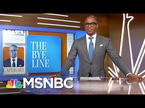 Capehart Compares And Contrasts Biden vs. Trump, Celebrating 'Returned Order'   MSNBC