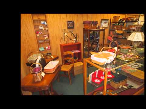 A complete virtual tour of the I-76 Antique Mall