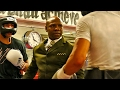 Chris Eubank Jr SPARRING PARTNER: I didn't like him & I WANT TO FIGHT HIM after DeGale