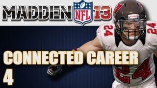 Madden 13 Connected Career : First Game of The Season Ep.4