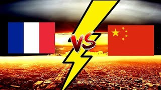FRANCE VS CHINE ! (Geopolitical Simulator 4 FR S07) #106