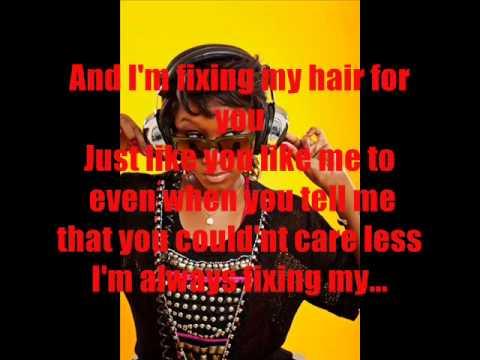 Priscilla Renea - Fixin My Hair (WITH LYRICS)