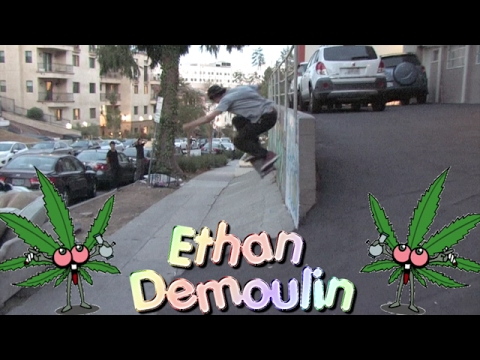 Ethan Demoulin Hijinx Unlimited Part | TransWorld SKATEboarding