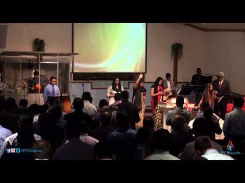 At The Cross (Love Ran Red) by IPC Orlando Praise & Worship 08/30/15