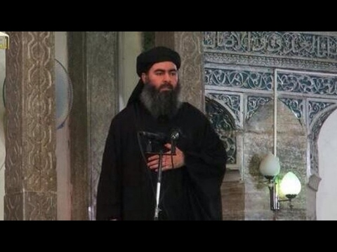 Iraq: Islamic state group leader Al-Baghdadi has fled Mosul (US officials)