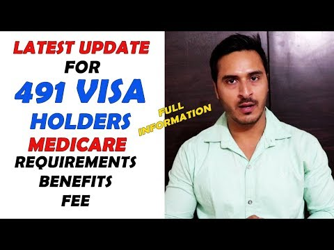 491 VISA FULL DETAILS: MEDICARE II REQUIREMENTS II POINTS CALCULATOR II FEE
