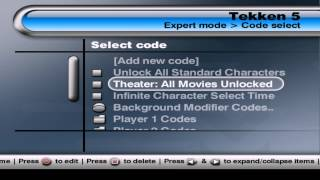 PCSX2 Cheat Action Replay Max (without crash)