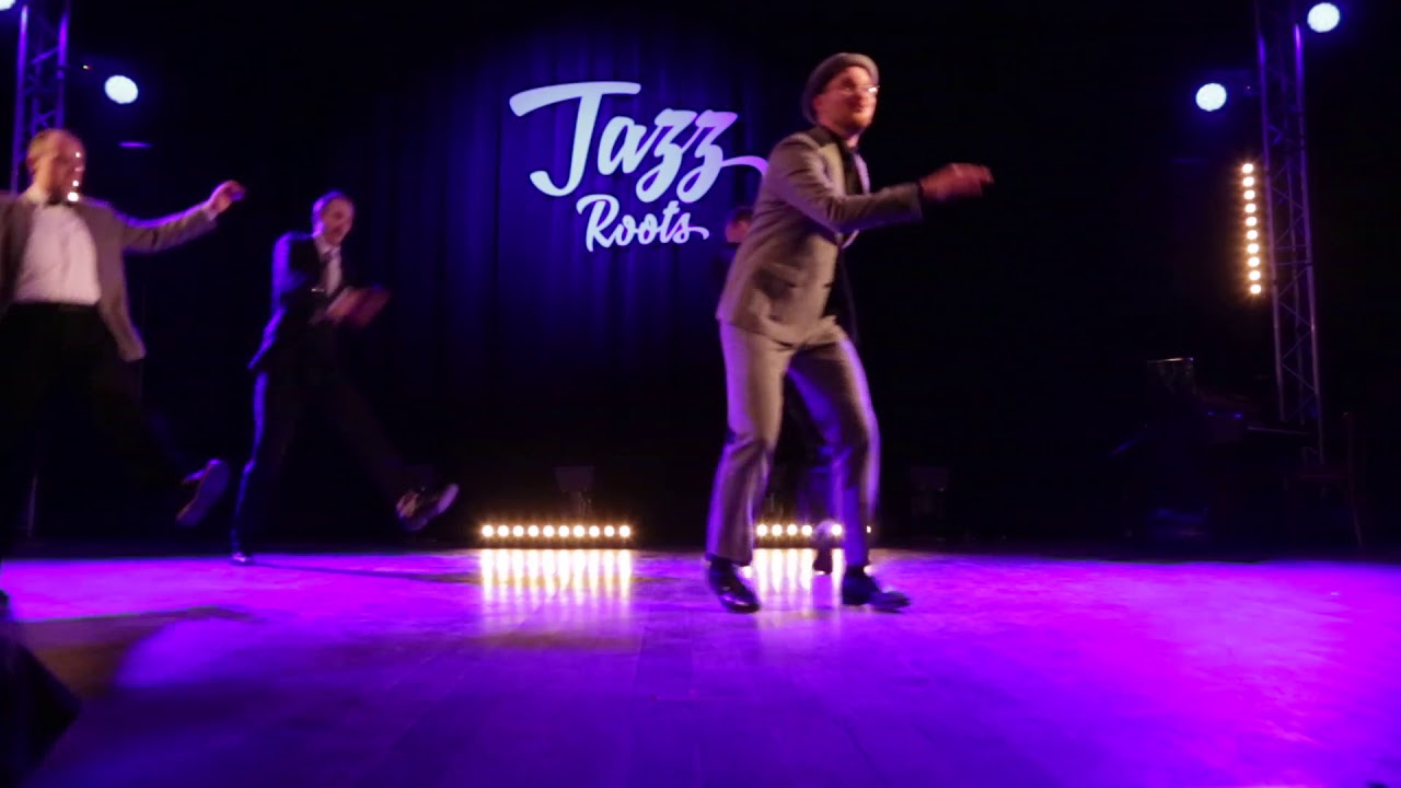 Jazz Roots 2018 -  Daniel, Felix, Anders and Rikard - The Great Show