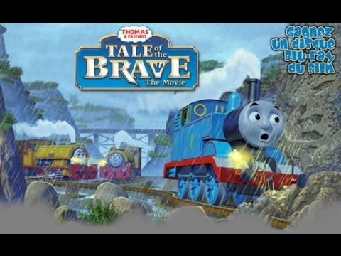 Thomas et ses amis une histoire de courage youtube - Thomas et ses amis dessin anime ...