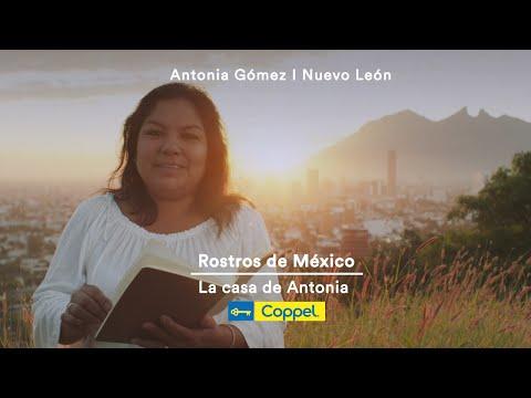 La casa de Antonia – Rostros de México | Coppel