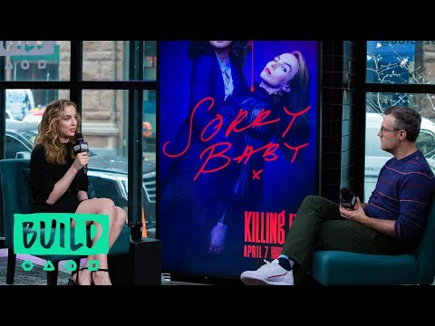 "Jodie Comer Speaks On The New Season Of BBCA's ""Killing Eve"""