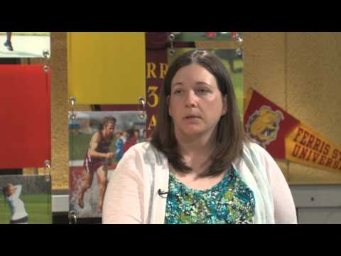 Ferris Sports Update TV - Softball Coach Marie Foster