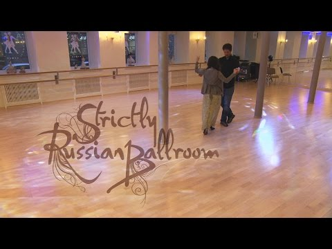 Strictly Russian Ballroom. Russian Ballroom Dancing Traditions