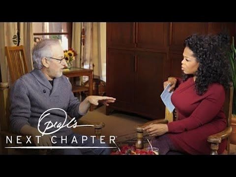 What Moved Director Steven Spielberg to Tears? | Oprah's Next Chapter | Oprah Winfrey Network