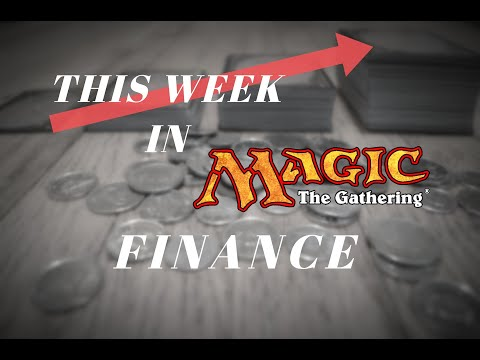 This Week in MTG Finance - FEBRUARY 22, 2021 -  MORE RESERVED LIST BUYOUTS!!