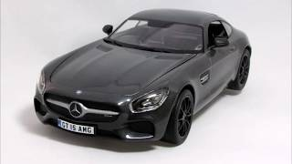 Revell Mercedes AMG GT Final Reveal