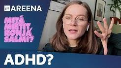 Mitä hyvää on siinä, että on ADHD? Ronja Salmen seuraajat vastaavat