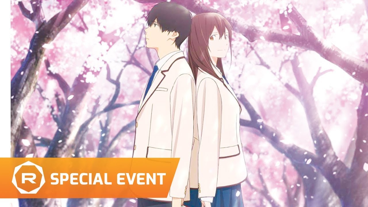 I Want To Eat Your Pancreas Official Trailer 2019 Regal Hd