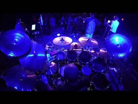Adam Parker Drums - Grace Is Gone with Dave Matthews Tribute Band - 6119 - Chattanooga TN