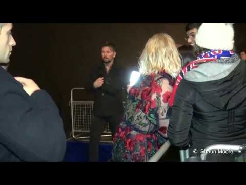 EXCLUSIVE: Katy Perry arrives at Universal Music Brits After Party 2017