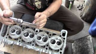 видео нива шевроле ремонт двигателя